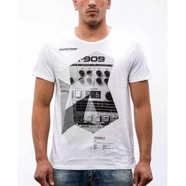 "Industrial Strange By Hogan T-Shirt ""909"""