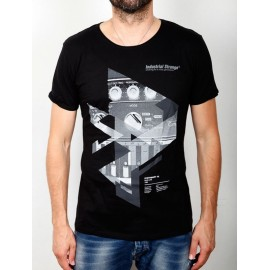 """Industrial Strange T-Shirt """"Synth 303"""""""