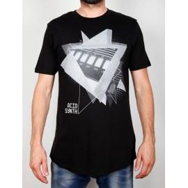 "Industrial Strange T-Shirt ""Acid Synth"""