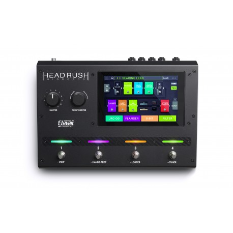 HEADRUSH Gigboard HEADRUSH