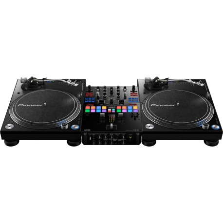PIONEER PLX-1000 / DJM-S9 Pack (2x PLX-1000 + 1x DJM-S9 + 1x DJC-S9 Bag) Pioneer DJ