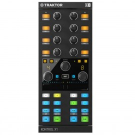 NATIVE INSTRUMENTS Traktor Kontrol X1 Mk2 Native Instruments
