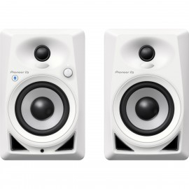 PIONEER DM-40BT W White