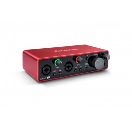 FOCUSRITE Scarlett 2i2 3nd Generation