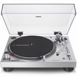 AUDIO TECHNICA AT-LP120X USB Silver Audio Technica