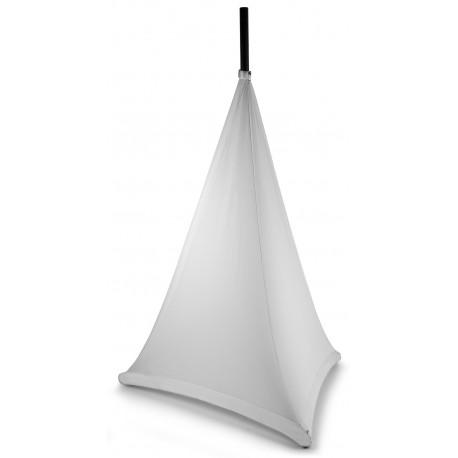 BEAMZ Stand Sleeve 1,2mt White BEAMZ