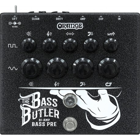 ORANGE Bass Butler Orange