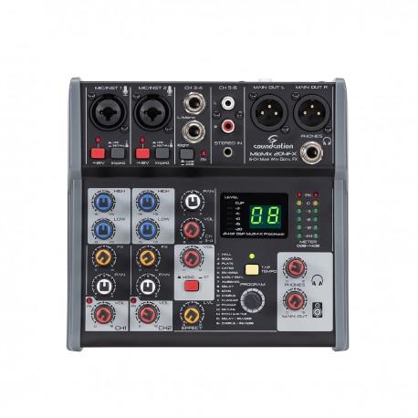 SOUNDSATION MIOMIX 204FX Soundsation