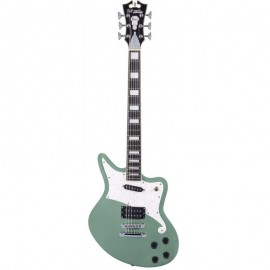 D'Angelico PREMIER BEDFORD ARMY GREEN