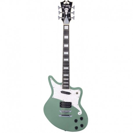 D'Angelico PREMIER BEDFORD ARMY GREEN D'Angelico