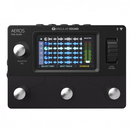 SINGULAR SOUND Aeros Loop Studio SINGULAR SOUND