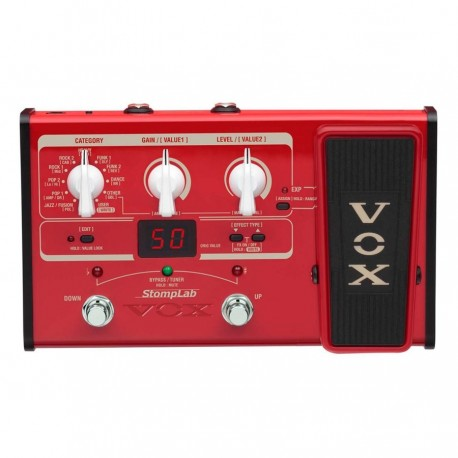 VOX StompLab IIB Bass VOX