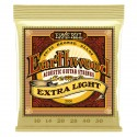 ERNIE BALL 2006 Earthwood 80/20 Bronze Extra Light 10-50