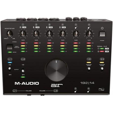 M-AUDIO AIR 192|14 M-Audio