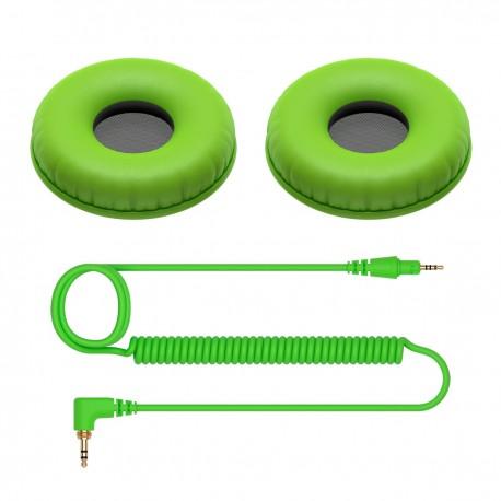 PIONEER HC-CP08 Green Pioneer DJ