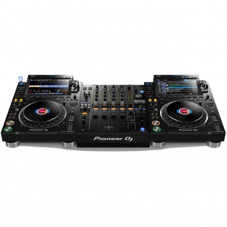 Pioneer CDJ-3000 (2x) + DJM-900NXS2 Pioneer DJ