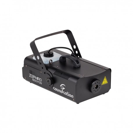 SOUNDSATION Zephiro 1500 Fog Soundsation