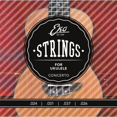 EKO Ukulele Soprano Strings Eko