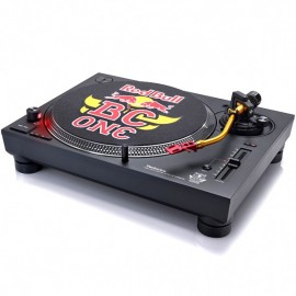 TECHNICS SL-1210 MK7R Red Bull BC One Special Edition