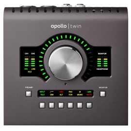 UNIVERSAL AUDIO Apollo Twin MkII Duo | Heritage Edition