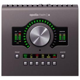 UNIVERSAL AUDIO Apollo Twin X Quad | Heritage Edition