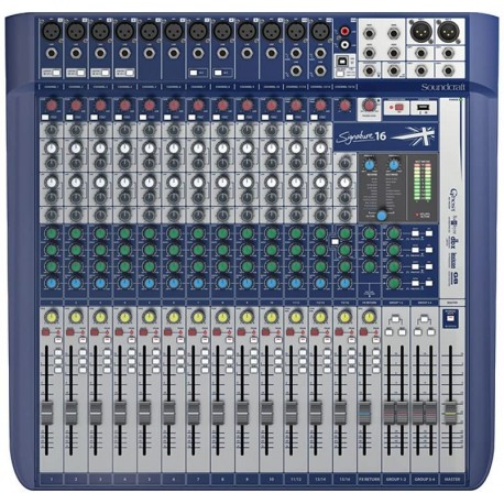 SOUNDCRAFT Signature 16 Soundcraft