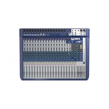 SOUNDCRAFT Signature 22 Soundcraft