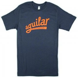 AGUILAR T-Shirt Asphalt/Orange XL