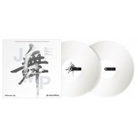 PIONEER RB-VD2-W Rekordbox Control Vinyl (coppia) - White