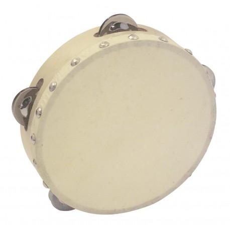 DIMAVERY DTH-704 Tambourine 18 cm DIMAVERY