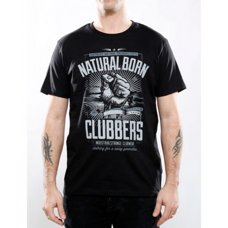"Industrial Strange T-Shirt \""Clubbers\\"""