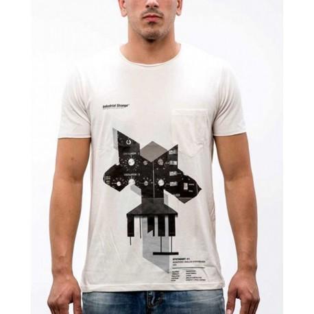 "Industrial Strange T-Shirt \\""Moog\\"""