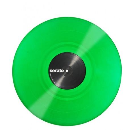 """SERATO Green coppia 12\\"""" Serato"""