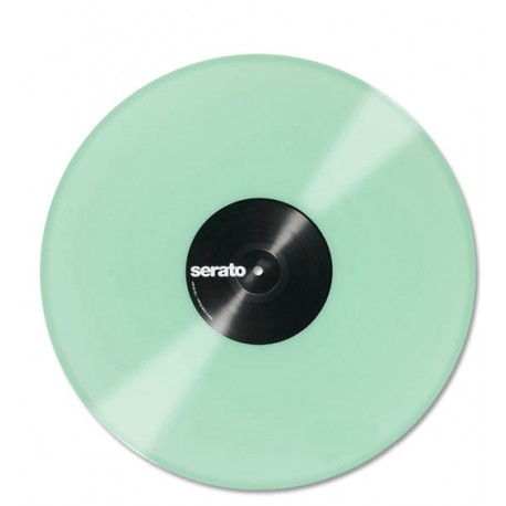 "SERATO Glow in the Dark coppia 12\"" Serato"