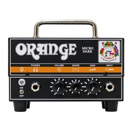 Orange Micro Dark Orange