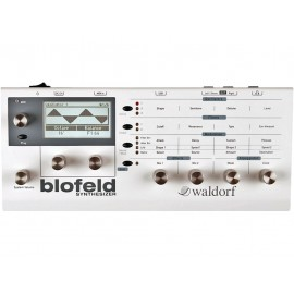 WALDORF Blofeld White