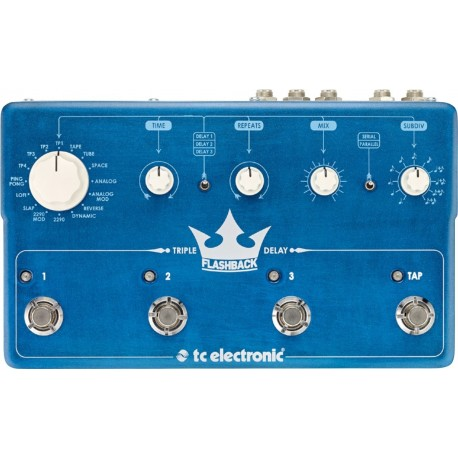 TC ELECTRONIC Flashback Triple Delay TC ELECTRONIC