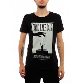 """Industrial Strange T-Shirt """"Fake Dj"""""""