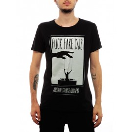 "Industrial Strange T-Shirt \""Fake Dj\\"""