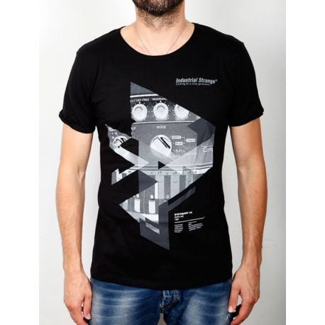 "Industrial Strange T-Shirt \""Synth 303\\"""