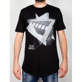 "Industrial Strange T-Shirt \""Acid Synth\\"""