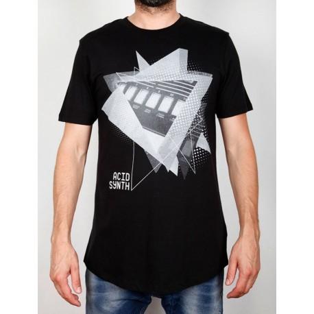 "Industrial Strange T-Shirt \\""Acid Synth\\"""
