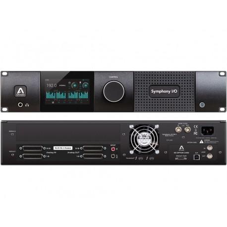 APOGEE Symphony I/O MKII 16x16 Pro Tools HD Apogee
