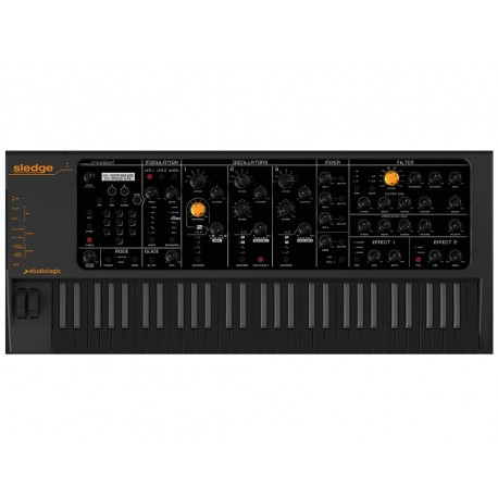 STUDIOLOGIC Sledge 2.0 - Black Edition Studiologic