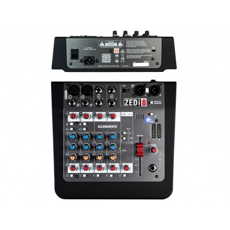 ALLEN & HEATH ZEDI 8 Allen & Heath