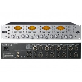 UNIVERSAL AUDIO 4-710d + DYN UNIVERSAL AUDIO