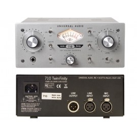 UNIVERSAL AUDIO 710 Twin Finity UNIVERSAL AUDIO