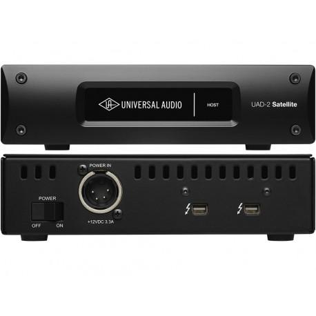 UNIVERSAL AUDIO UAD-2 Satellite Thunderbolt Octo Custom UNIVERSAL AUDIO