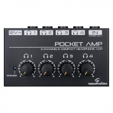 Soundsation Pocket-Amp