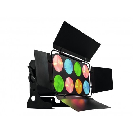 EUROLITE LED PMC-8x30W COB RGB MFL Eurolite